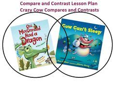 How to write a compare and contrast character essay